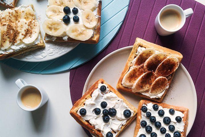 Vydatné snídaně